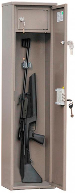Шкаф и сейф оружейный AIKO ВОРОБЕЙ купить на выгодных условиях в Ярославле